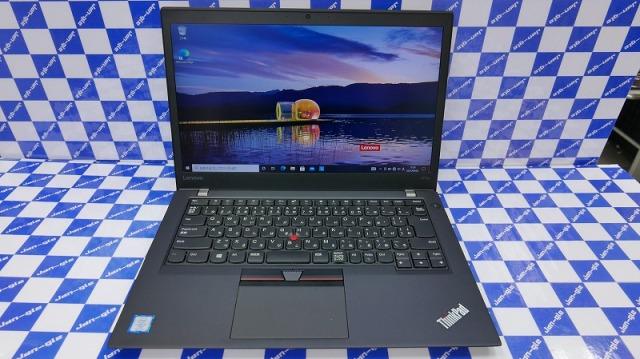 【関東】【中古】Lenovo ThinkPad T470S 20HFA00500