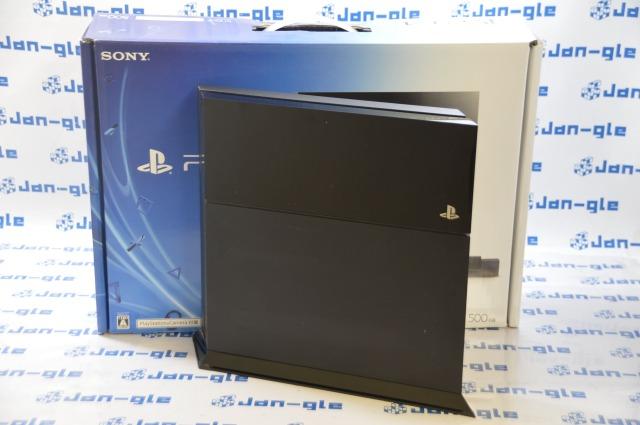 【KS】【中古】プレイステーション4 PlayStation ジェット・ブラック CUHJ-10001 格安1円スタート! この機会にいかがでしょうか! J393509 Y ♪