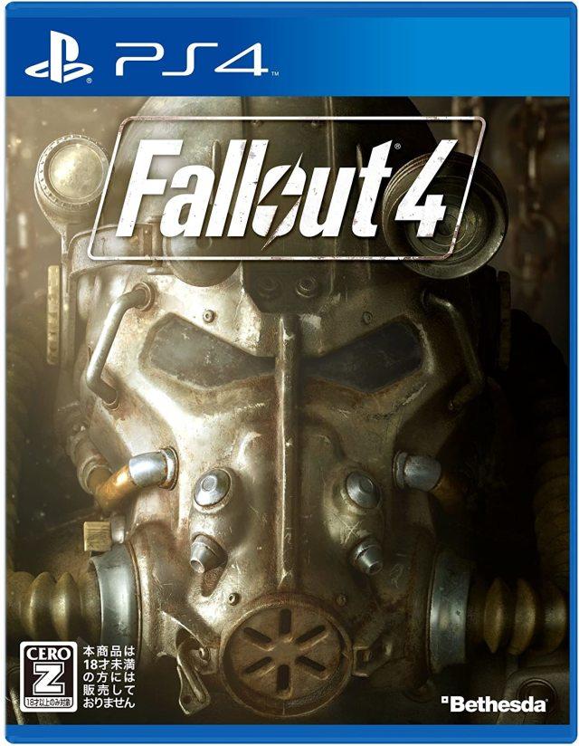 【KS】【中古】 PS4 Fallout 4 □J355755-G