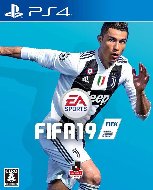 【KS】【中古】 PS4 FIFA 19 □J356793-G