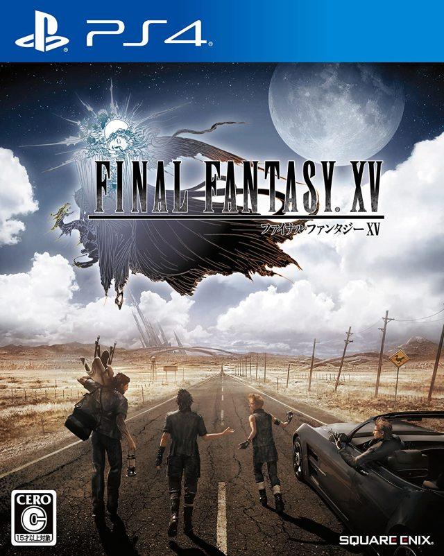 【KS】【中古】 PS4 ファイナルファンタジー XV □J355753-Y