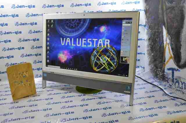 【KS】【中古】ΩNEC VALUESTAR N VN570/HS6B PC-VN570HS6B SSD120ガバイト換装済み!