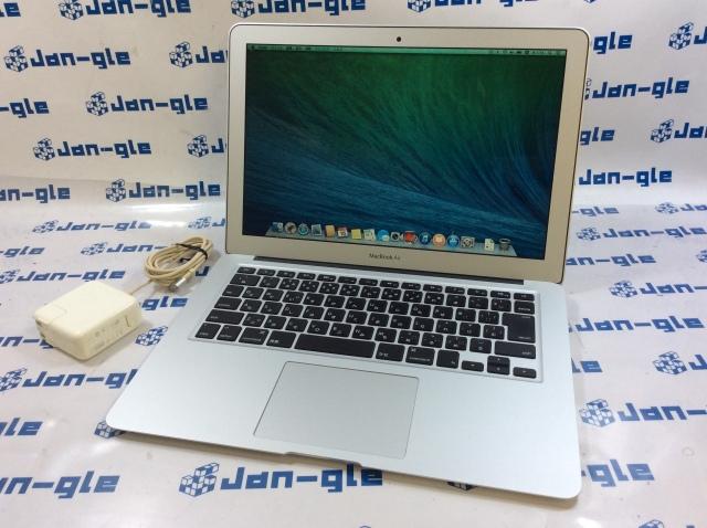 【KS】【中古】Intel Core i5 1.30GHz搭載PC MacBook Air MD760J/A J361473_B ☆