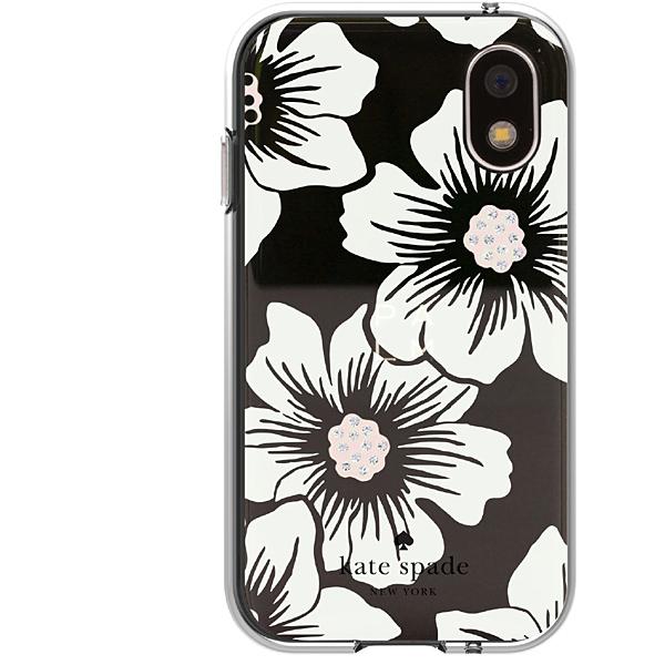 【KS】【新品】ケイトスペードニューヨーク Palm Phone対応ハードシェルケース[KSPA-001-HHCCS-V]  R021605◆