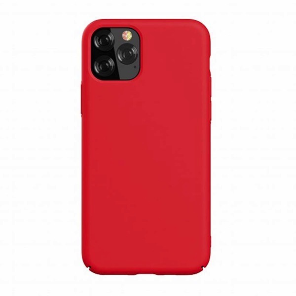 【KS】【新品】 Devia iPhone 11 Pro Max Nature Silicone Case スマホケース BXDVCS2112-RD ∞ R021620-Y