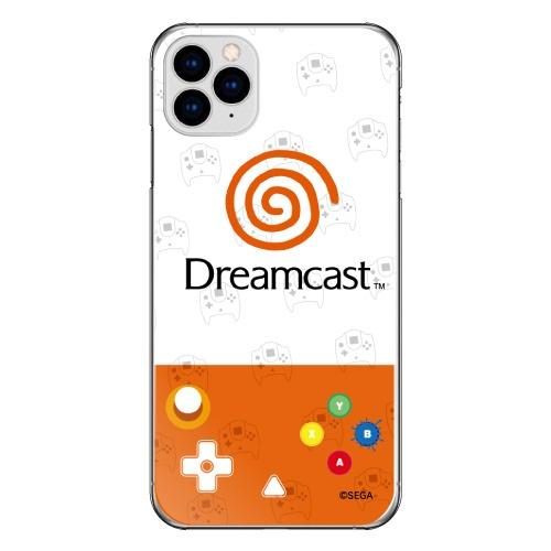 【KS】【新品】藤家 iPhone11 Pro セガハード ハードケース A ドリームキャスト コントローラー柄 R021625◆