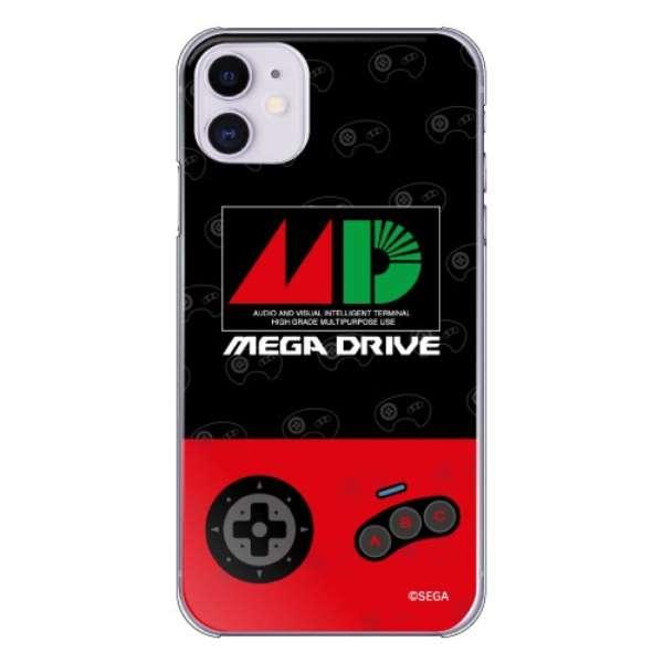 【KS】【新品】藤家 iPhone11 Pro セガハード ハードケース E. メガドライブ R021629◆