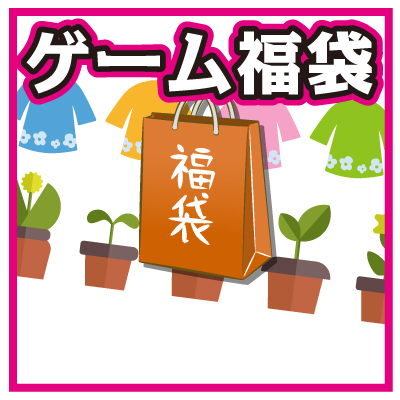 【KS】【中古】◇ 3DS・DSのゲームソフト福袋!!  何でもありの格安セット!!
