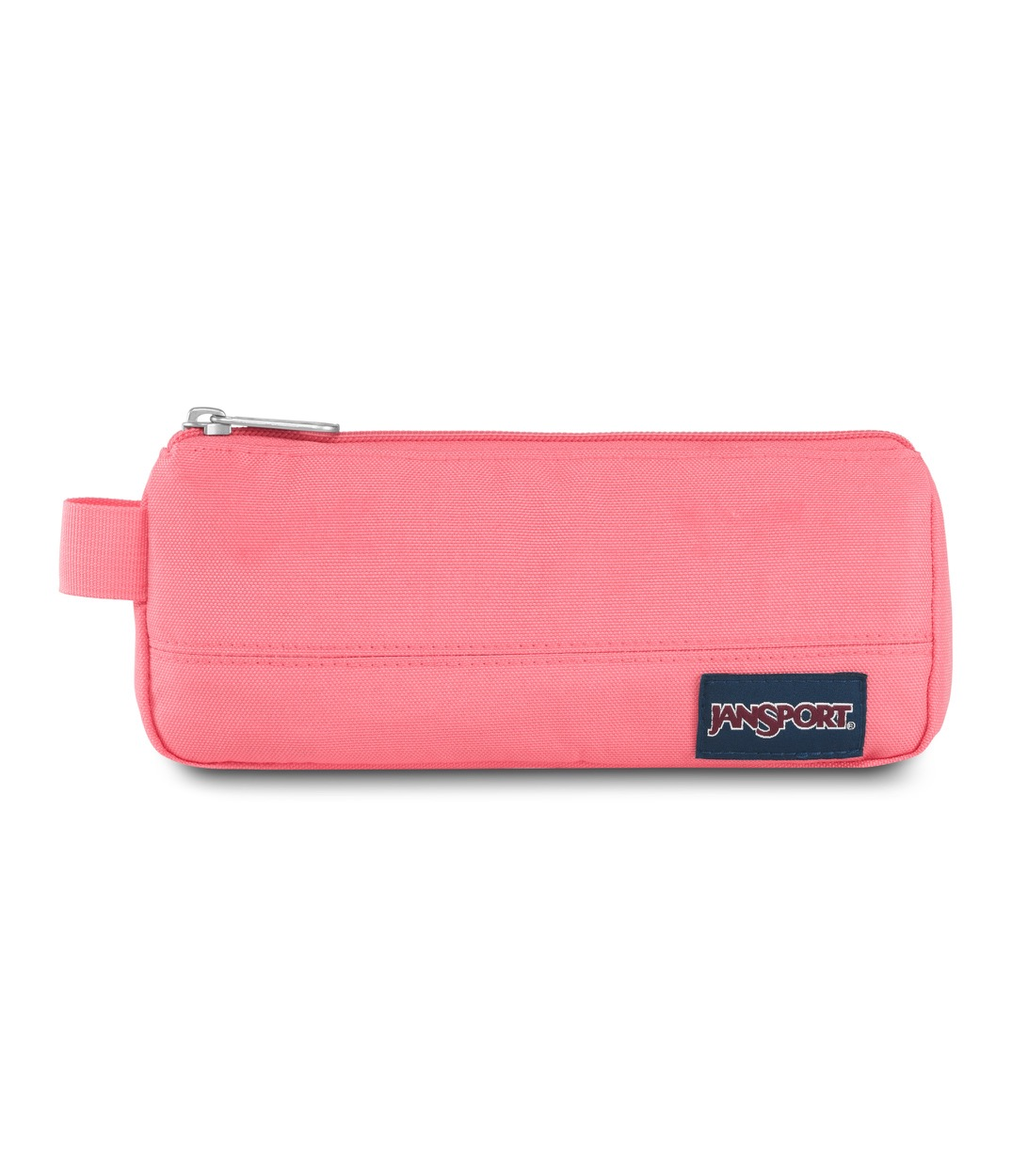 BASIC ACCESSORY POUCH - STRAWBERRY PINK