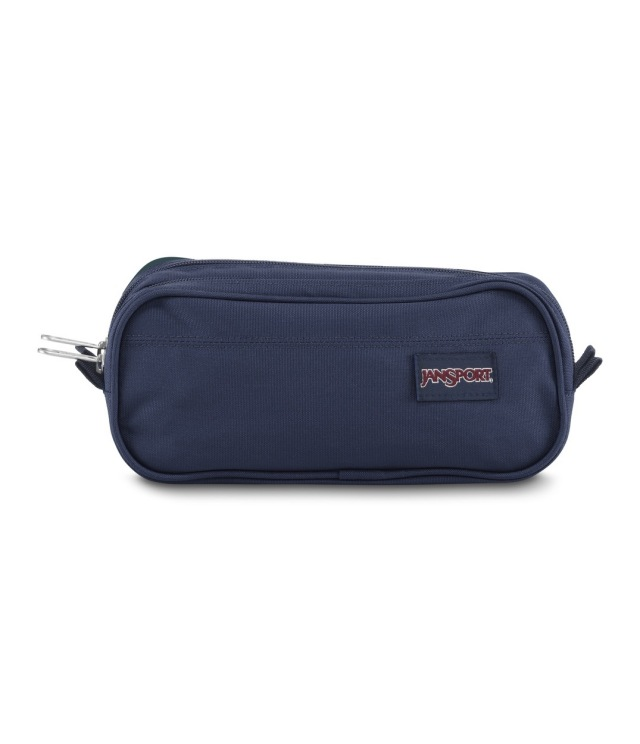 LARGE ACCESSORY POUCH - NAVY