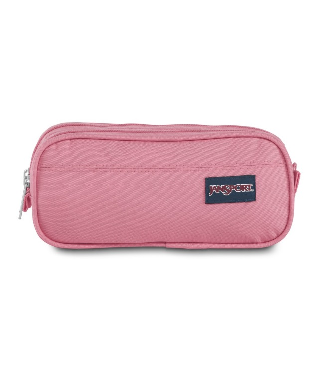 LARGE ACCESSORY POUCH - BLACKBERRY MOUSSE