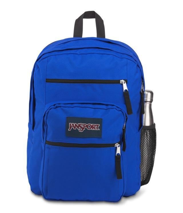 BIG STUDENT - BORDER BLUE