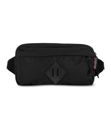 WAISTED - BLACK BALLISTIC NYLON