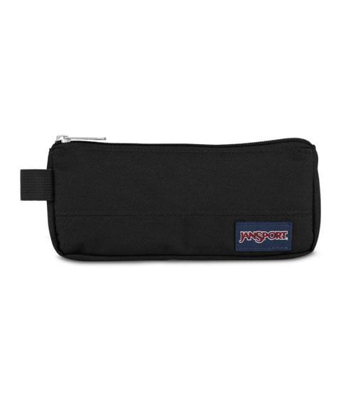 BASIC ACCESSORY POUCH - BLACK