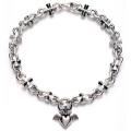 Petit Barbara Iron Cross Bracelet