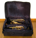 Brass Bags 3本用ケース