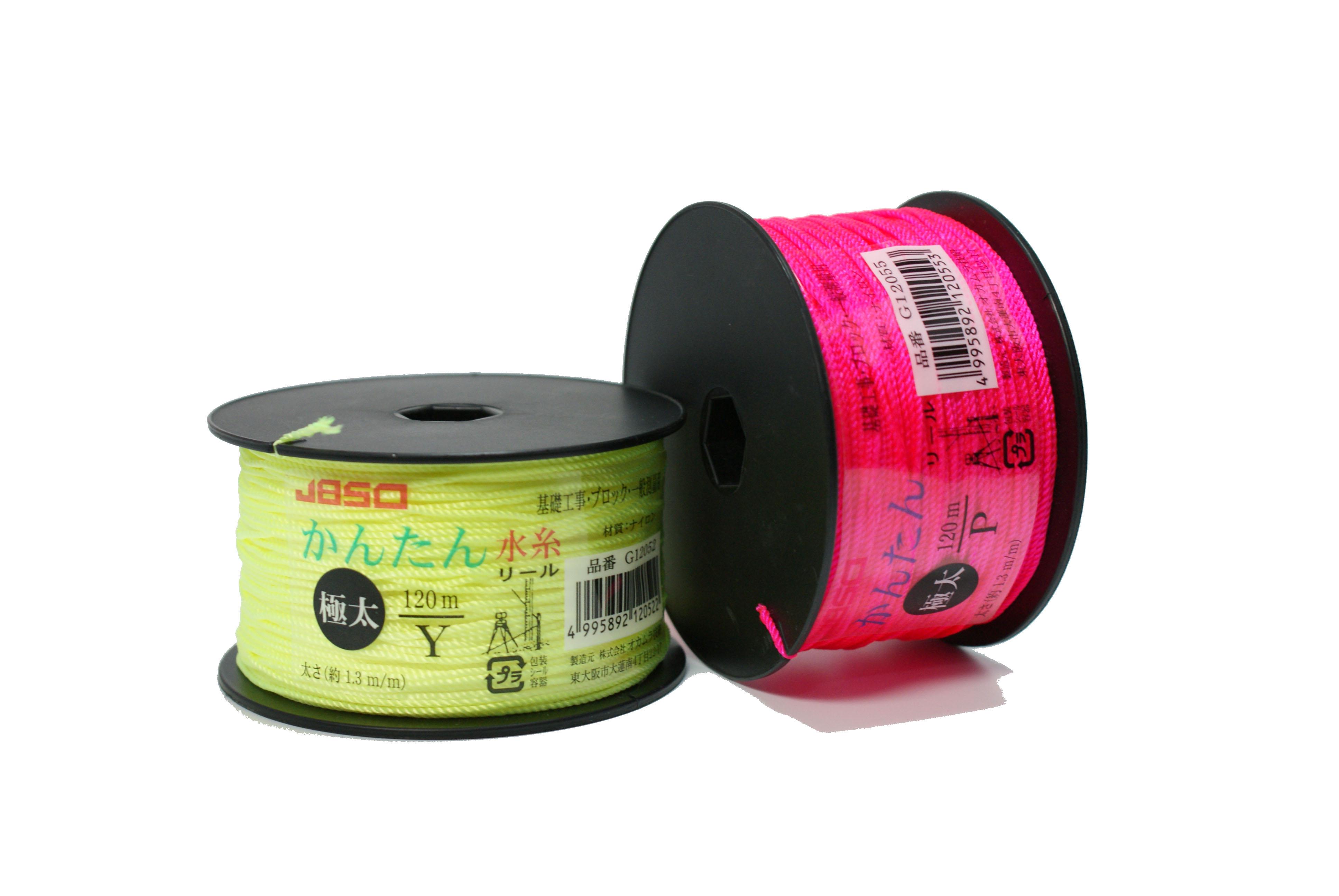 かんたん水糸 国産ナイロン糸使用 日本製