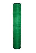園芸、防獣ネット 1x50m(目合20x25mm) 角目ラッセル網 ロープ付き 日本製