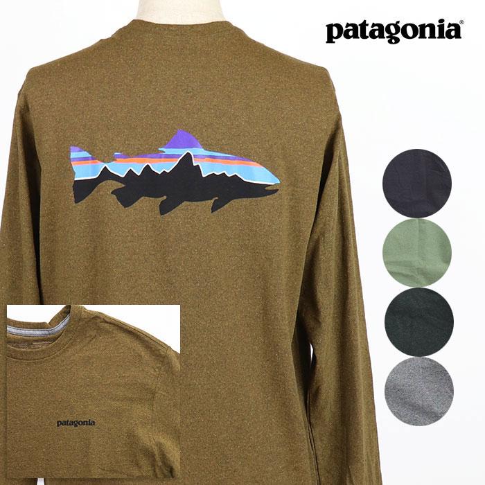 patagonia,パタゴニア,長袖Tシャツ,38516