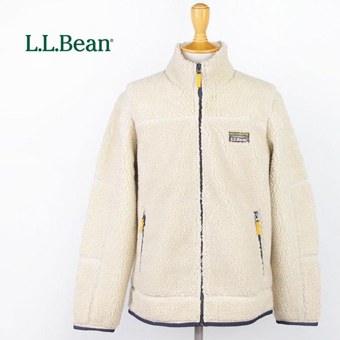 LLビーン,フリースジャケット,500365