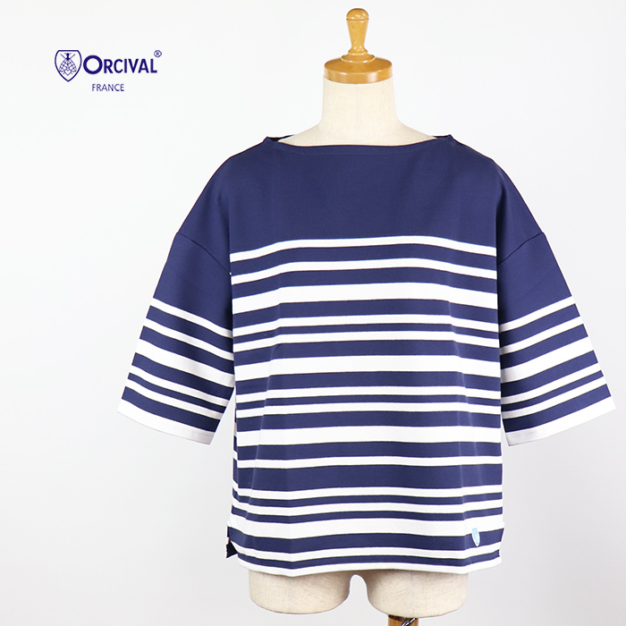ORCIVAL,オーシバル,Tシャツ,レディース