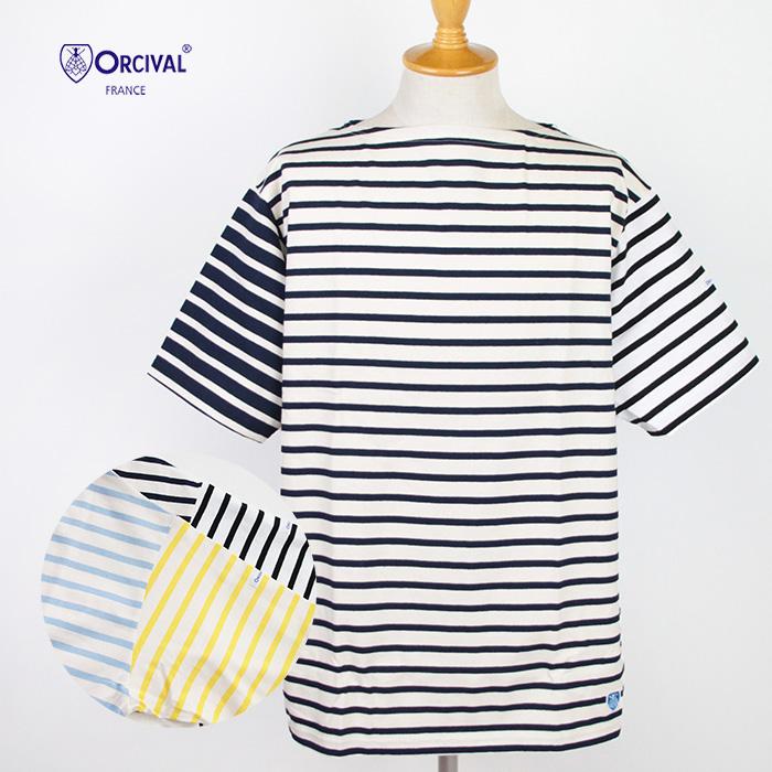 ORCIVAL,オーシバル,半袖Tシャツ,B245