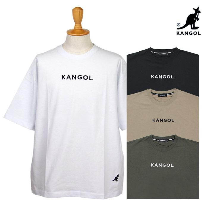 KANGOL,カンゴール,Tシャツ,半袖,ビッグT,C5031N