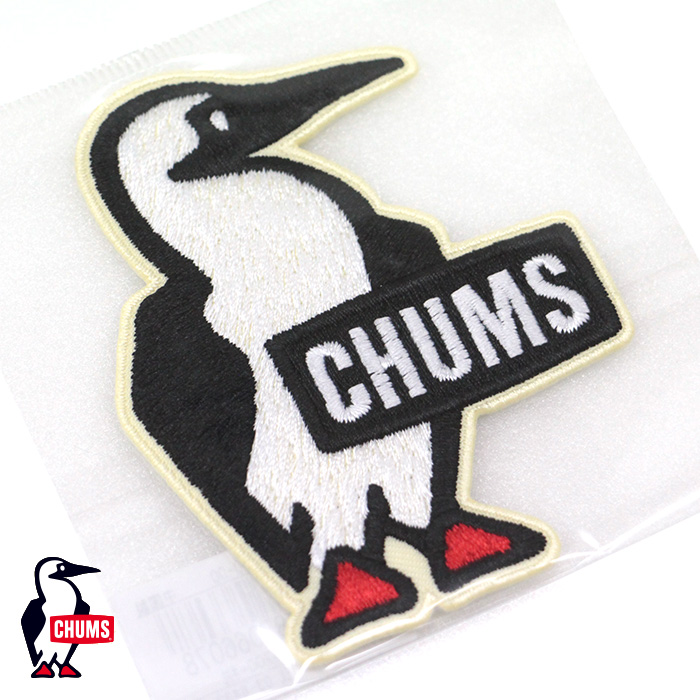 CHUMS,チャムス,ワッペン,CH62-1473