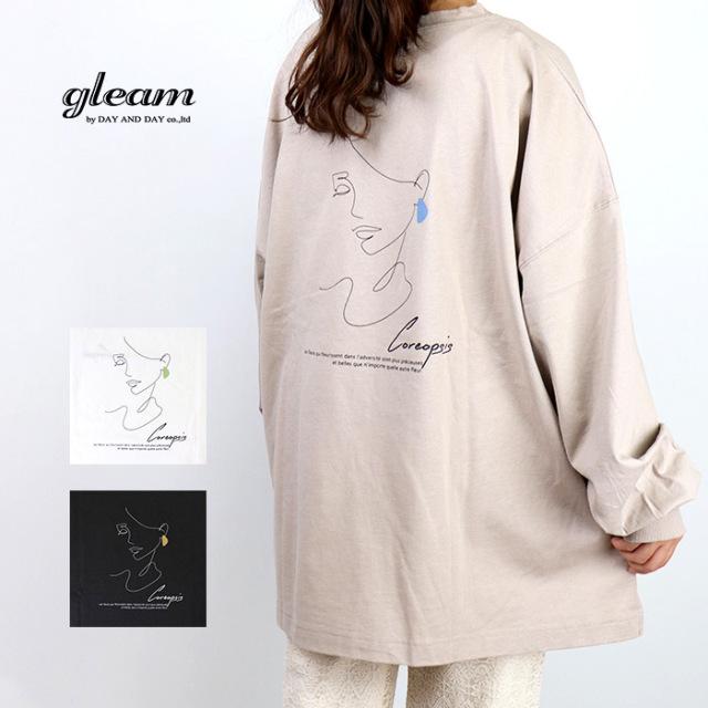 gleam/グリーム/Tシャツ00249069