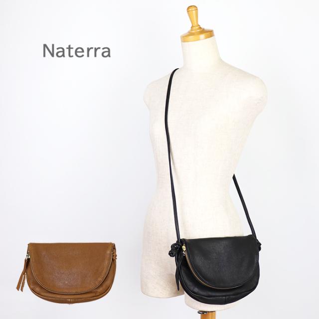 Naterra ナテラ レザーショルダーバッグ ANNA0067