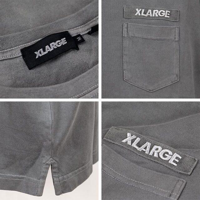 XLARGE,エクストララージ,Tシャツ,半袖,101212011012