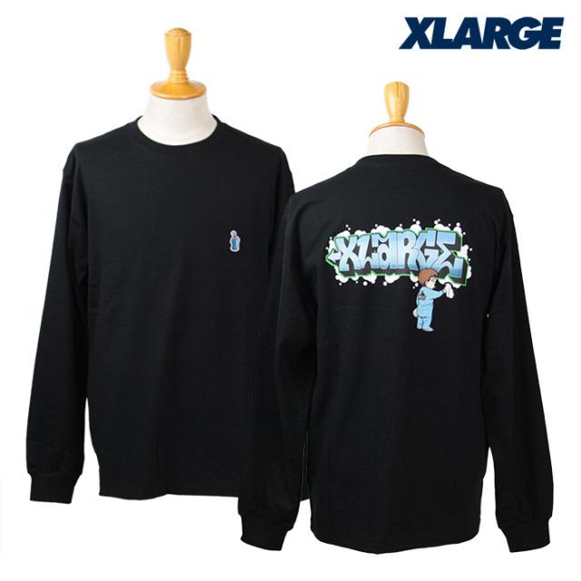 XLARGE,エクストララージ,Tシャツ,101203011055