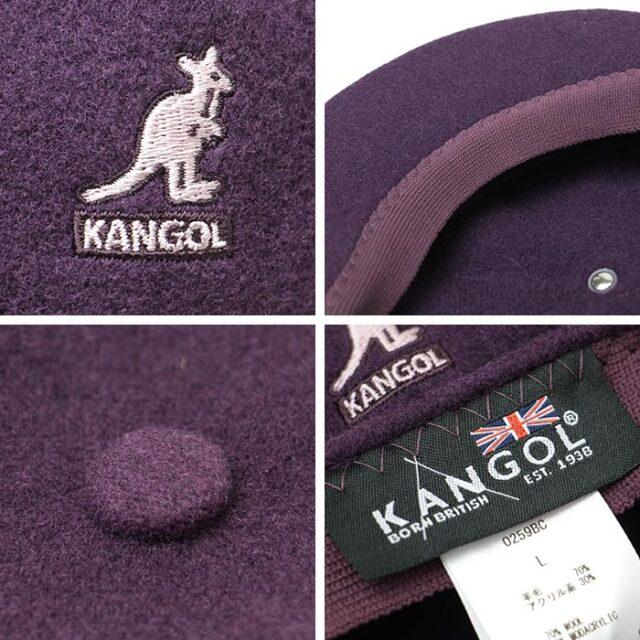 KANGOL,カンゴール,キャスケット,ベレー,107-169003