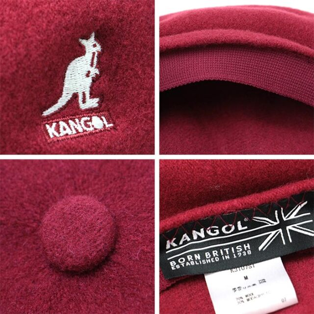 KANGOL,カンゴール,ベレー,107-169006