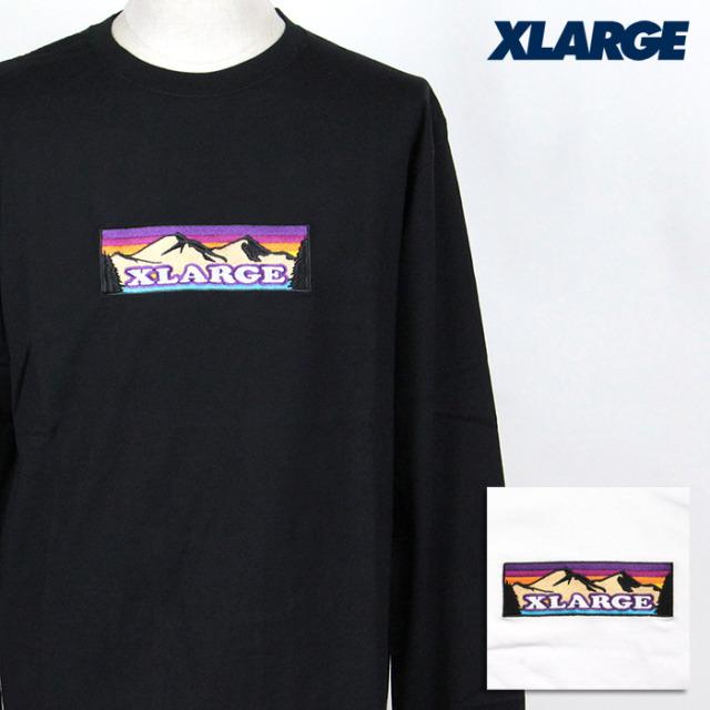 XLARGE,エクストララージ,長袖,TシャツロンT,101214011003