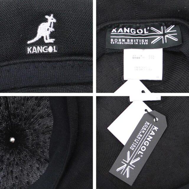 KANGOL カンゴール  ユニセックス Bamboo Jax Beret ベレー帽 195169022