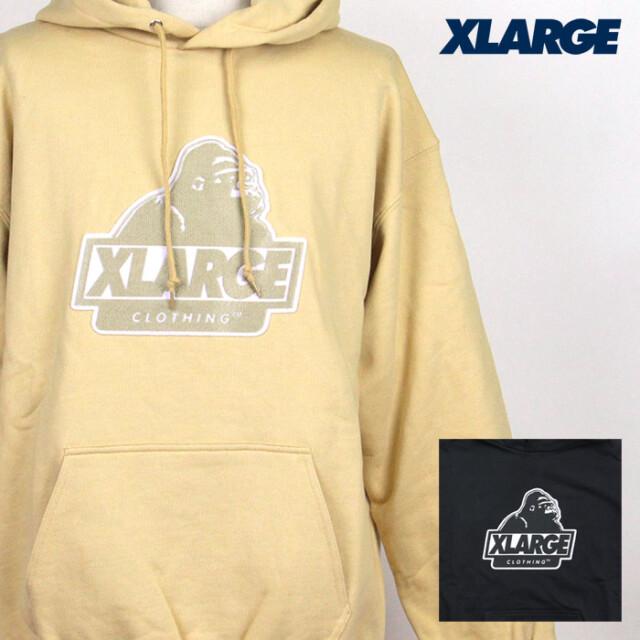 XLARGE,エクストララージ,スウェット,フーディ,101213012014