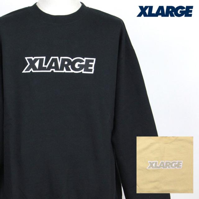 XLARGE,エクストララージ,スウェット,101213012015