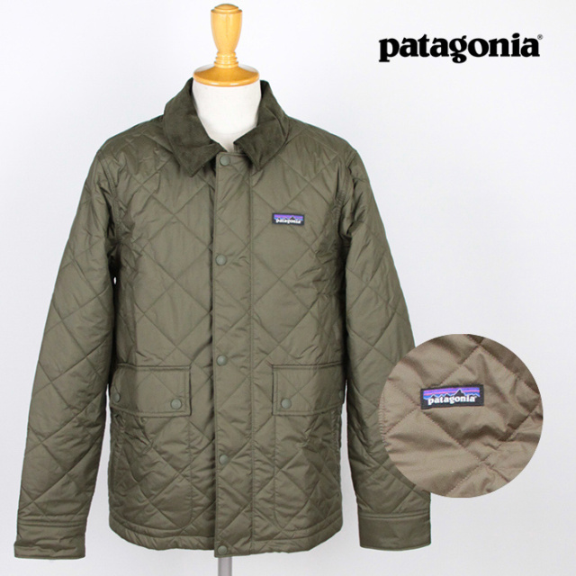 patagonia,パタゴニア,キルティングジャケット,20735