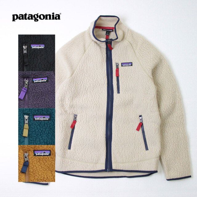 Patagonia パタゴニア メンズ・レトロ・パイル・ジャケット 22801