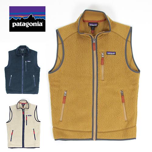 patagonia,パタゴニア,メンズ,レトロパイル,ベスト,22820