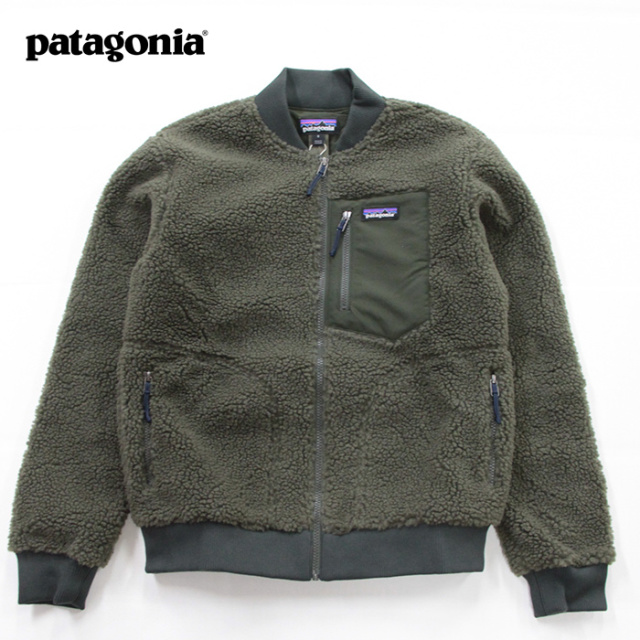 patagonia,パタゴニア,レトロX,ボマージャケット,22830