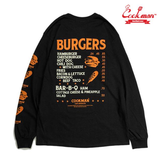 Cookman,クックマン,Tシャツ,231-03102
