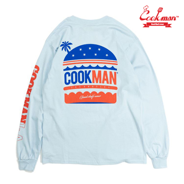 Cookman,クックマン,Tシャツ,231-03103