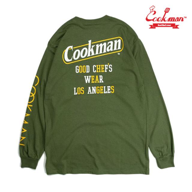 Cookman,クックマン,Tシャツ,231-03106