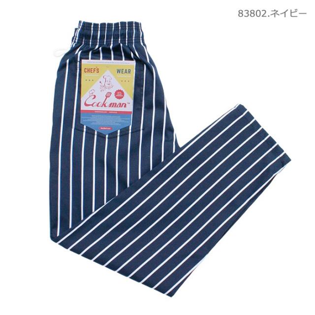 Cookman,クックマン,Chef Pants,シェフパンツ
