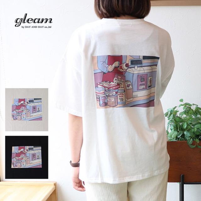 gleam/グリーム/Tシャツ249322