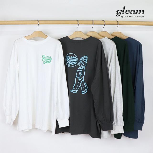 gleam グリーム レディース Tシャツ 250043