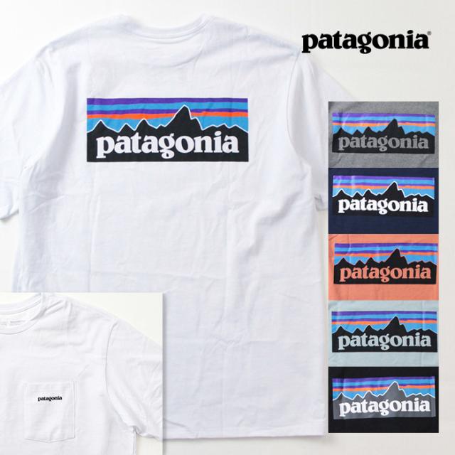 patagonia,パタゴニア,P-6ロゴTee,38512