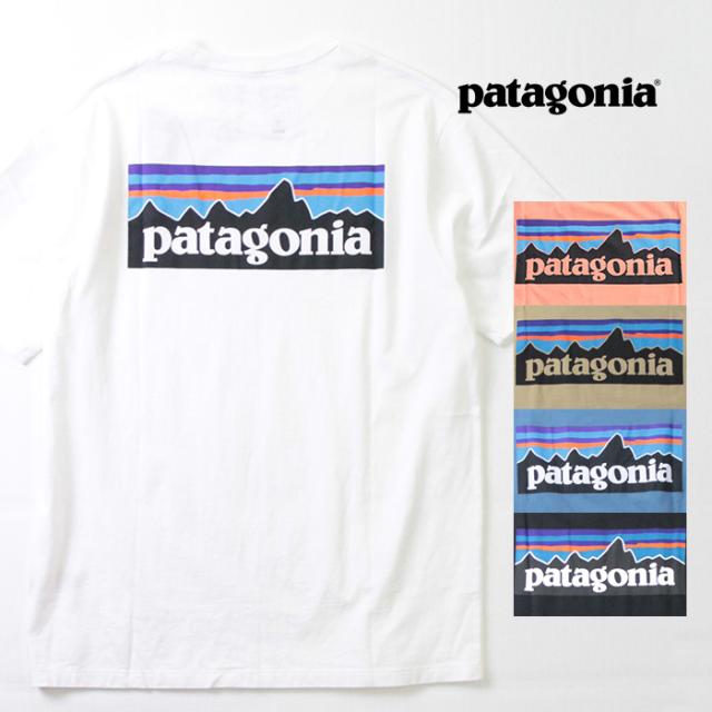 patagonia,パタゴニア,P-6ロゴTee,38535